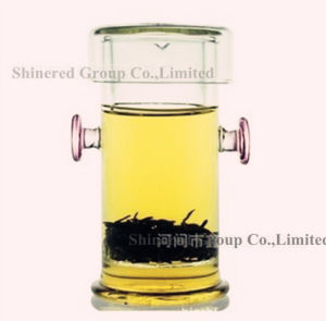 Restaurant Use 200ml Creative Borosilicate Glass Cup Tea Cup Gift Cup pictures & photos