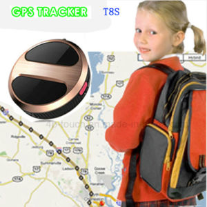 GPS GSM SIM Card Supported Real Map Tracking Device (T8S) pictures & photos
