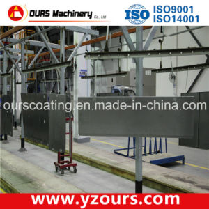 Automatic Powder Coating Machine for Iron Panel pictures & photos