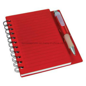 Colorful Customized Office Use Wire Spiral Notebook pictures & photos