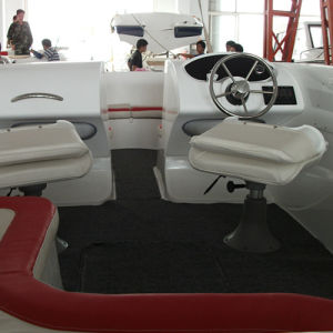 19FT Fiberglass Bowrider Motor Boat for Sale pictures & photos