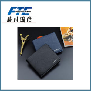 Smart Hand Bag Real Genuine Cow Leather Wallet for Men pictures & photos
