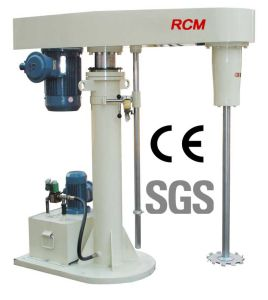 Platform High Speed Disperser (Double Shaft) pictures & photos
