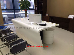 American Style Clinic Modern Executive Desk Office Table Design pictures & photos