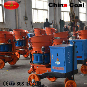 Construction Dry Mix Concrete Shotcrete Machine for Sale pictures & photos