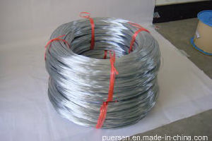 Electro Galvanized Iron Wire for Straight Cut Wire pictures & photos