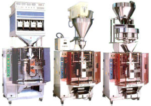 Vffs Vertical Granule Packaging Machine with CE pictures & photos