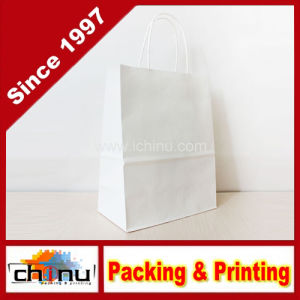 Kraft Paper Bag in Store, Spot Goods (2132) pictures & photos
