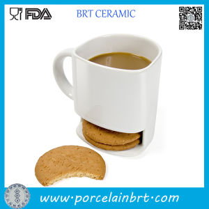 Wholesale Custom Porcelain Cookie Mug pictures & photos
