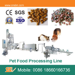 Best Quality Dog Food Extrusion Equipment pictures & photos