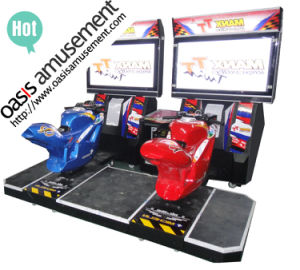 "Game Machine Token, Arcade Racing Game (42""LCD Manx TT) pictures & photos"