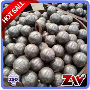 High Chrome Steel Grinding Media Steel Balls China Supplier pictures & photos