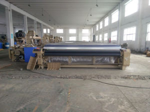 Jlh408 High Speed Double Nozzle Water Jet Loom with Cam Dobby pictures & photos
