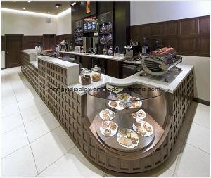 Custom Manufacturer Mini Food Kiosk of Churros Kiosk Design pictures & photos