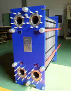 Plate Style Heat Exchanger Funke Fp42 with Good Quality pictures & photos