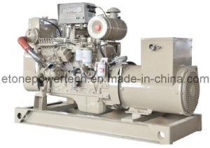 150kVA-800kVA Cummins Diesel Marine Generator Set (ETCF630)