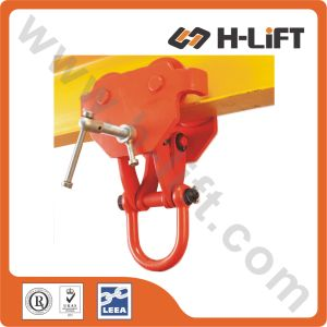 Plain Push Trolley Clamp with Shackle pictures & photos