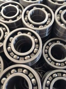 High Quality 6202 Rubber Coated Bicycle Ball Bearing pictures & photos