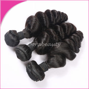 Direct Factory Pirce Top Virgin Malaysian Human Hair pictures & photos