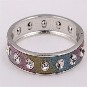 High Quality New Design Jewelry Fashion Alloy Magnetic Bangle