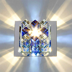 Square K9 Crystal Blue Walk Way Lamps pictures & photos
