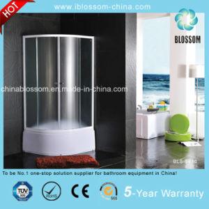 Hangzhou Xiaoshan Matt Glass Simple Shower Room Shower Enclosure (BLS-9416) pictures & photos
