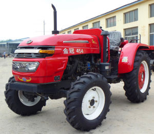 45HP 4WD Wheel Tractor Price List pictures & photos