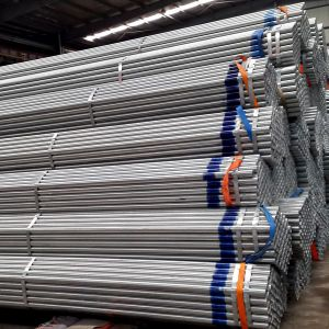 BS 1387 Hot DIP Galvanized Round Pipe with Threaded Ends Manufacturer pictures & photos