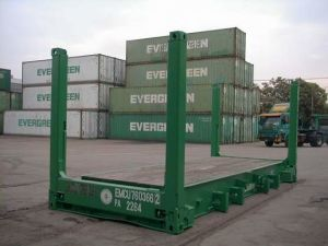 China Platform Container China Container Special Container