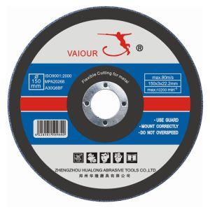 """High Efficiency Cutting Wheel for Steel 6X1/8X7/8"""""""