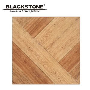 600X600 Wooden Pattern Rustic Floor Tile Matt (A-6010) pictures & photos