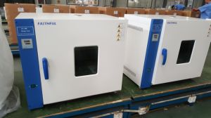 Ce Horizontal Forced Air Drying Oven Industrial Oven 136L Stainless Steel pictures & photos