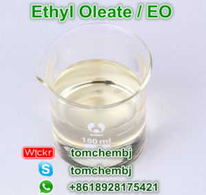 Medical Grade Solvent Eo - Ethyl Oleate / Producing Painless Steroid Oil pictures & photos