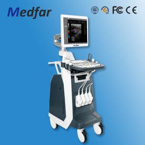 Trolley Vet Color Doppler Ultrasound pictures & photos