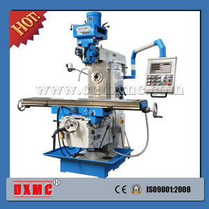 Vertical and Horizontal Turret Milling Machine (X6336WA)