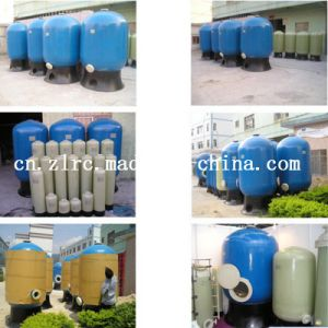 FRP GRP Tank Vessel for Water Traetment Pressure Tank pictures & photos