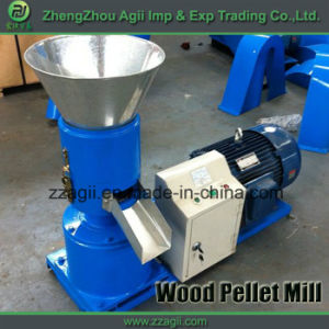 Homemade Small Production Wood Waste Sawdust Pellet Making Machine pictures & photos