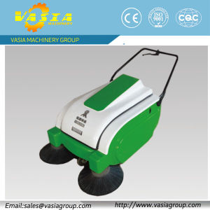 Hand Push Type Sweeper Machine pictures & photos