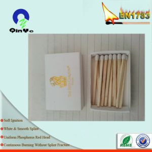 Black Splint Stick Book Comb Safety Match pictures & photos