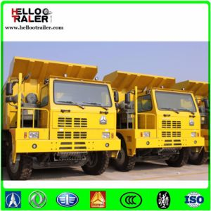 HOWO 375 6X4 70ton Mining Dump Truck Tipper for Sale pictures & photos