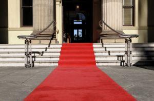 Red Carpet -Tuff Plush Olefin Door Mat pictures & photos