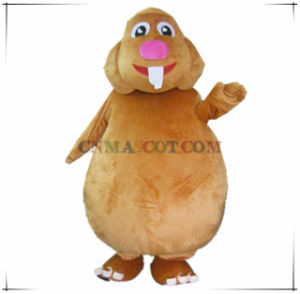 Funny Huge Body Shaped Suslik Mascot Costume Good Price