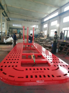 Car Repair Bench/Bus Chassis Liner/Auto Body Repair Frame Machine pictures & photos