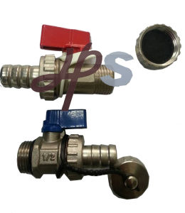 Brass Ball Valve with Chain (HB31) pictures & photos