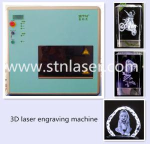 Crystal 3D Laser Subsurface Engraving Machine