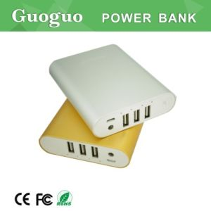 Power Bank 10000mAh, 10000mAh Portable Mobile Power Bank (Guoguo-M18)