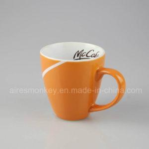 Bulk Wholesale Logo Printed 11oz Coffee Mug Ceramic Cup pictures & photos