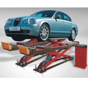 Scissors Lift / Wheel Alignment Car Lift (Model: QJY3.5-2) pictures & photos