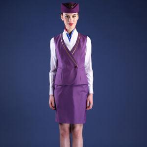 Best Quality Airline Uniforms of Women in Airline Pilot Uniform pictures & photos