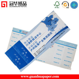 Thermal Paper Cinema Ticket Paper for Cinema/Supermarket pictures & photos